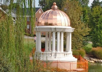 Coleman Pavilion Monopteron